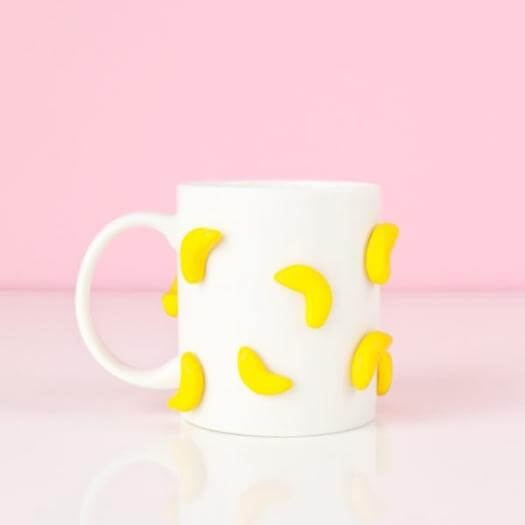 3D Graphic Clay Mugs Best Mothers Day DIY Homemade Crafting Gift Ideas Inspiration How To Make Tutorials Recipes Gifts To Make