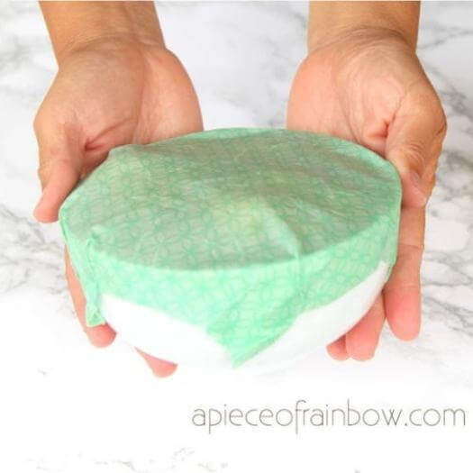 Beeswax Wraps Unique Mothers Day DIY Homemade Crafting Gift Ideas Inspiration How To Make Tutorials Recipes Gifts To Make