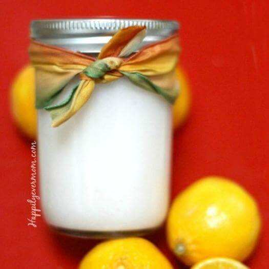 Citrus Sugar Scrub Personalized Mothers Day DIY Homemade Crafting Gift Ideas Inspiration How To Make Tutorials Recipes Gifts To Make