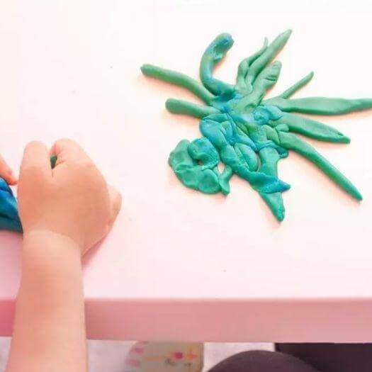 Edible Playdough Funny Mothers Day DIY Homemade Crafting Gift Ideas Inspiration How To Make Tutorials Recipes Gifts To Make