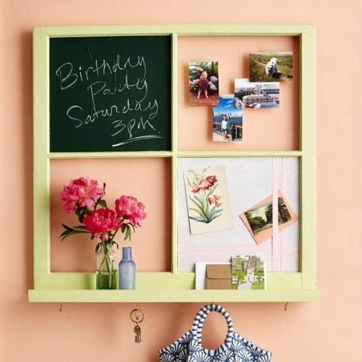 Entryway Hub Cheap Affordable Mothers Day DIY Homemade Crafting Gift Ideas Inspiration How To Make Tutorials Recipes Gifts To Make