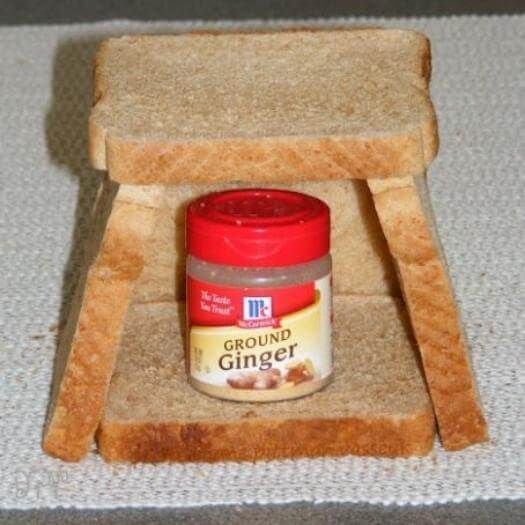 Gingerbread House Funny Mothers Day DIY Homemade Crafting Gift Ideas Inspiration How To Make Tutorials Recipes Gifts To Make
