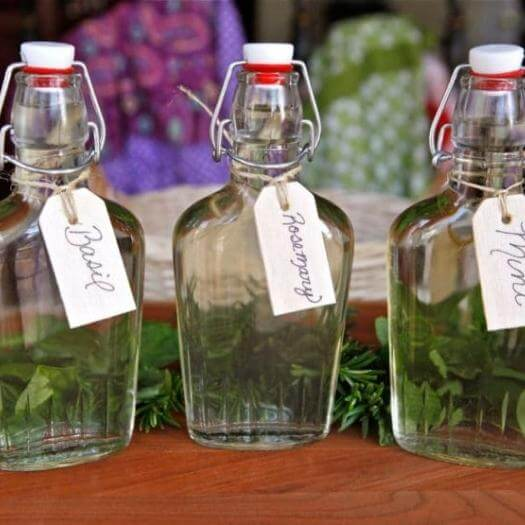 Herb Infused Simple Syrups Sister Mothers Day DIY Homemade Crafting Gift Ideas Inspiration How To Make Tutorials Recipes Gifts To Make