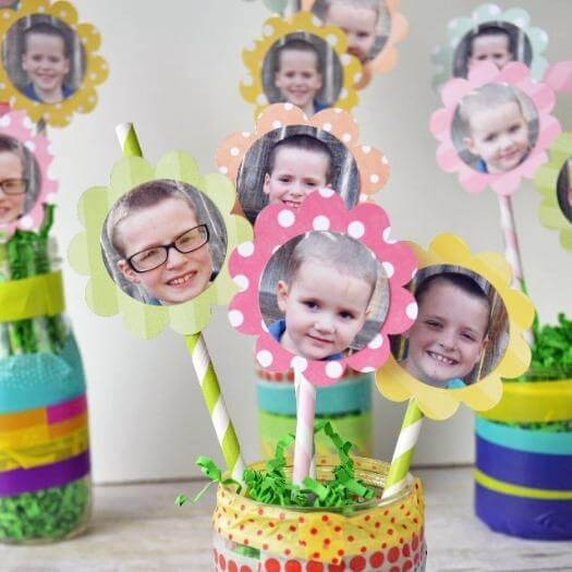Kids Project Easy Last Minute Mothers Day DIY Homemade Crafting Gift Ideas Inspiration How To Make Tutorials Recipes Gifts To Make