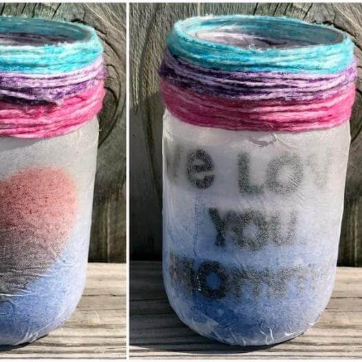 Lantern Cheap Affordable Mothers Day DIY Homemade Crafting Gift Ideas Inspiration How To Make Tutorials Recipes Gifts To Make