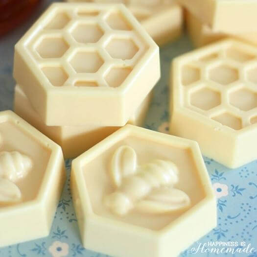 Milk Honey Soap Best Friend Mothers Day DIY Homemade Crafting Gift Ideas Inspiration How To Make Tutorials Recipes Gifts To Make