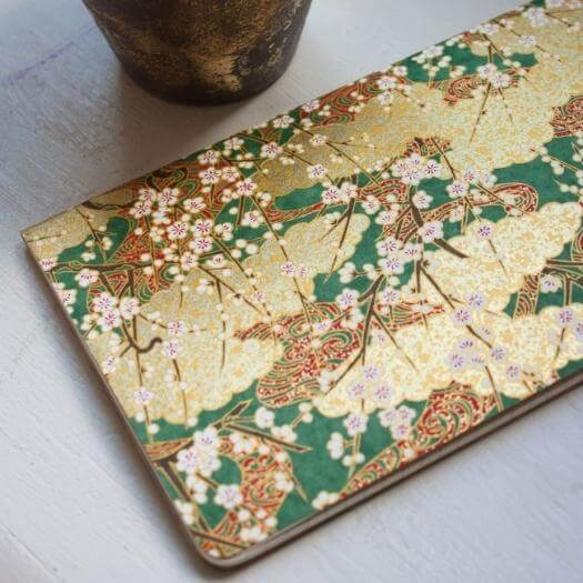 Patterned Notebook Easy Last Minute Mothers Day DIY Homemade Crafting Gift Ideas Inspiration How To Make Tutorials Recipes Gifts To Make