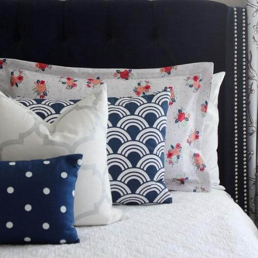 Pillow Shams Grandma Mothers Day DIY Homemade Crafting Gift Ideas Inspiration How To Make Tutorials Recipes Gifts To Make