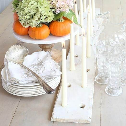 Rustic Candle Holder Best Friend Mothers Day DIY Homemade Crafting Gift Ideas Inspiration How To Make Tutorials Recipes Gifts To Make