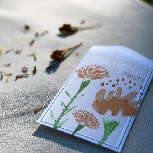 Seed Packet Cheap Affordable Mothers Day DIY Homemade Crafting Gift Ideas Inspiration How To Make Tutorials Recipes Gifts To Make