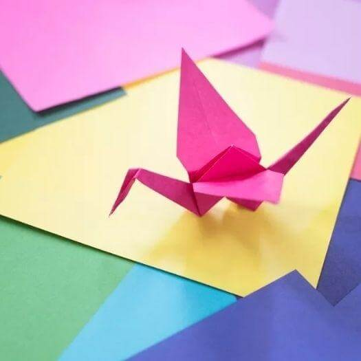Simple Origami Easy Last Minute Mothers Day DIY Homemade Crafting Gift Ideas Inspiration How To Make Tutorials Recipes Gifts To Make