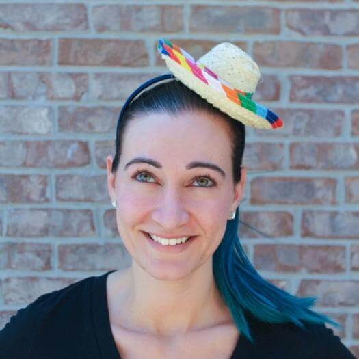 Sombrero Headbands Mexican Mothers Day DIY Homemade Crafting Gift Ideas Inspiration How To Make Tutorials Recipes Gifts To Make