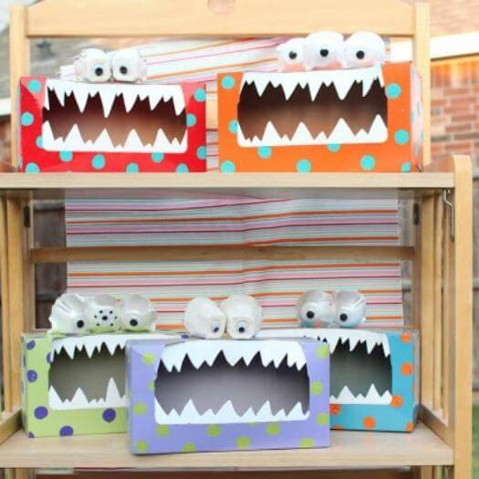 Tattle Monster Funny Mothers Day DIY Homemade Crafting Gift Ideas Inspiration How To Make Tutorials Recipes Gifts To Make