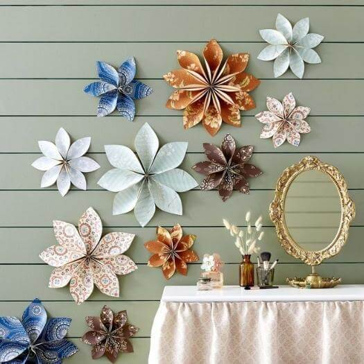 Wallpaper Flowers Grandma Mothers Day DIY Homemade Crafting Gift Ideas Inspiration How To Make Tutorials Recipes Gifts To Make