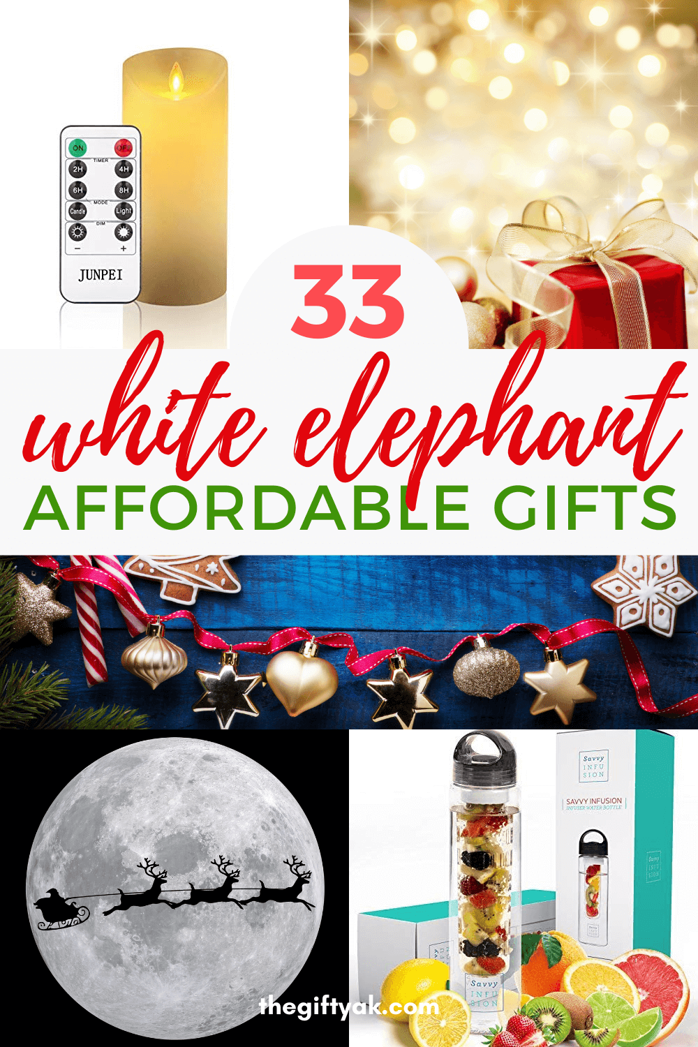 33 Affordable White Elephant Gifts Yankee Swap Gifts Dirty Santa Gifts Ultimate List Under $20