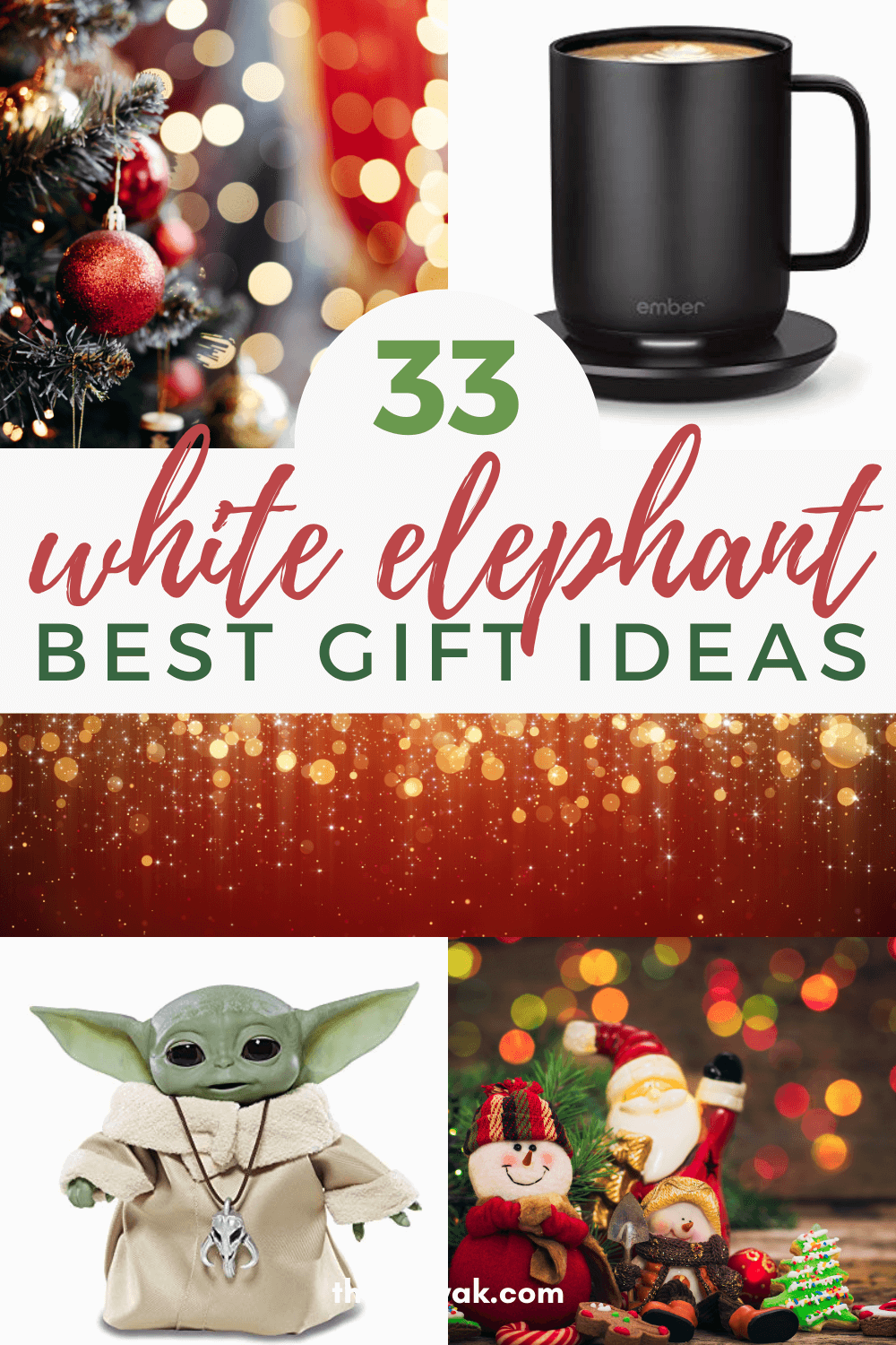 33 Best White Elephant Gifts Best Yankee Swap Gifts Best Dirty Santa Gifts Unique Personalized
