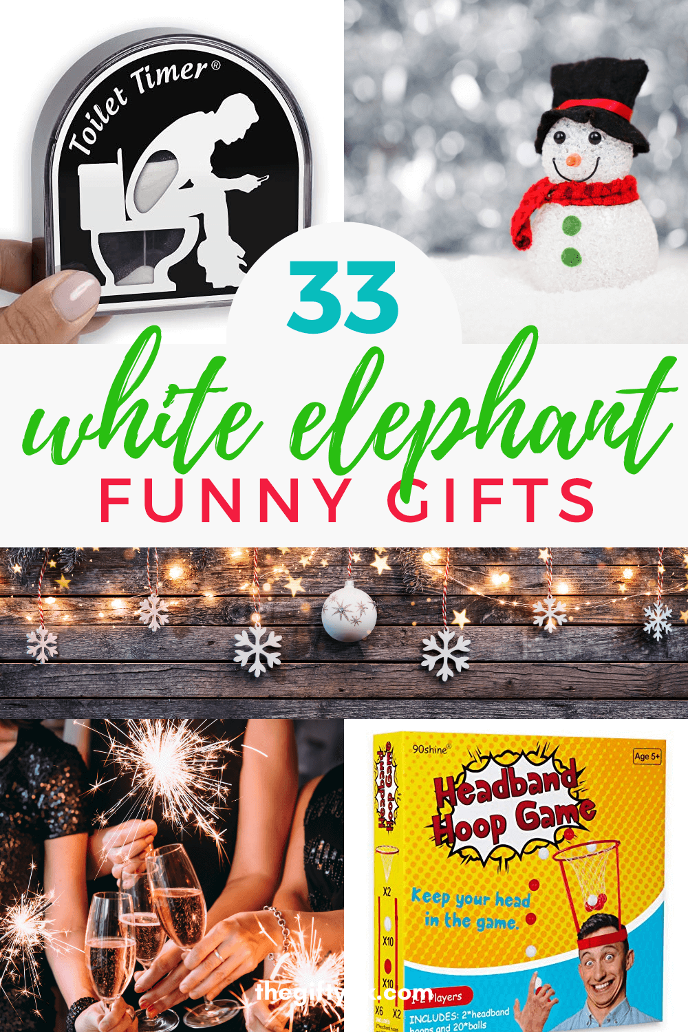 33 Funny White Elephant Gifts Hilarious Yankee Swap Gifts Inappropriate Dirty Santa Gifts